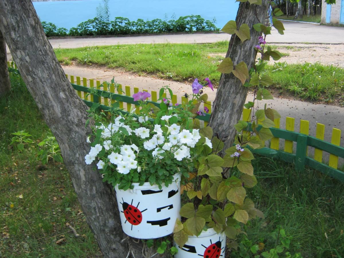 Уголок для отдыха в саду своими руками фото 18